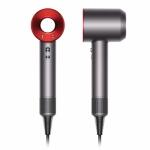 Фен Dyson HD01 Supersonic (красный) в красном чехле