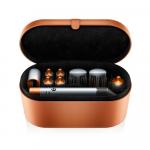 Стайлер Dyson HS01 Airwrap™ для разных типов волос с набором фирменных чехлов (медный)