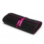Мягкая дорожная сумка для стайлера Dyson Airwrap Travel Pouch (Fuchsia/Black)